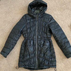 Athleta long Puffer Coat